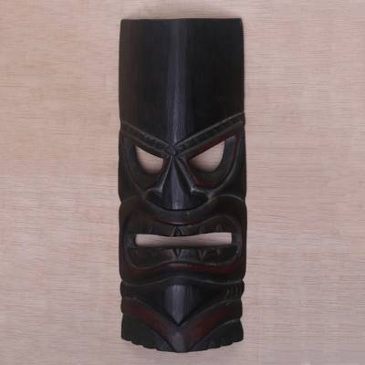 Wood mask, Papua Shield