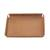Leather catchall, 'Java Caramel' (7.25 inch) - Javanese Handcrafted 7.25 Inch Caramel Leather Catchall (image 2a) thumbail