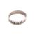 Sterling silver band ring, 'What Love Is' - Romantic Sterling Silver Band Ring from Bali (image 2c) thumbail
