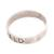Sterling silver band ring, 'Wild Soul' - Sterling Silver Band Ring Crafted in Bali (image 2b) thumbail