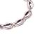 Sterling silver link bracelet, 'Chained Up' - Sterling Silver Link Bracelet Crafted in Bali (image 2c) thumbail