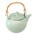 Ceramic teapot, 'Frog Song' - Hand Crafted Ceramic Teapot (image 2b) thumbail