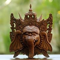 'Sacred Man-Elephant I,' mask - 'Sacred Man-Elephant I
