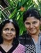 Indu and Chitra