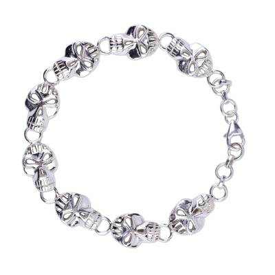 Bracelet for Men in Sterling Silver Jewelry