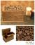 Walnut wood jewelry box, 'Rampant Nature' - Hand Carved Wood jewellery Box (image 2) thumbail