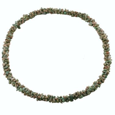 Unakite Strand Necklace