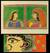 Madhubani painting, 'Royal Grace' - Madhubani painting (image 2) thumbail