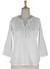 Cotton tunic, 'White Princess' - Cotton Tunic Top from India (image 2c) thumbail