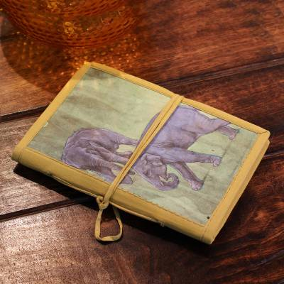 Journal, Jungle Elephants (large)