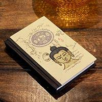 Journal, 'Peaceful Buddha' - Journal