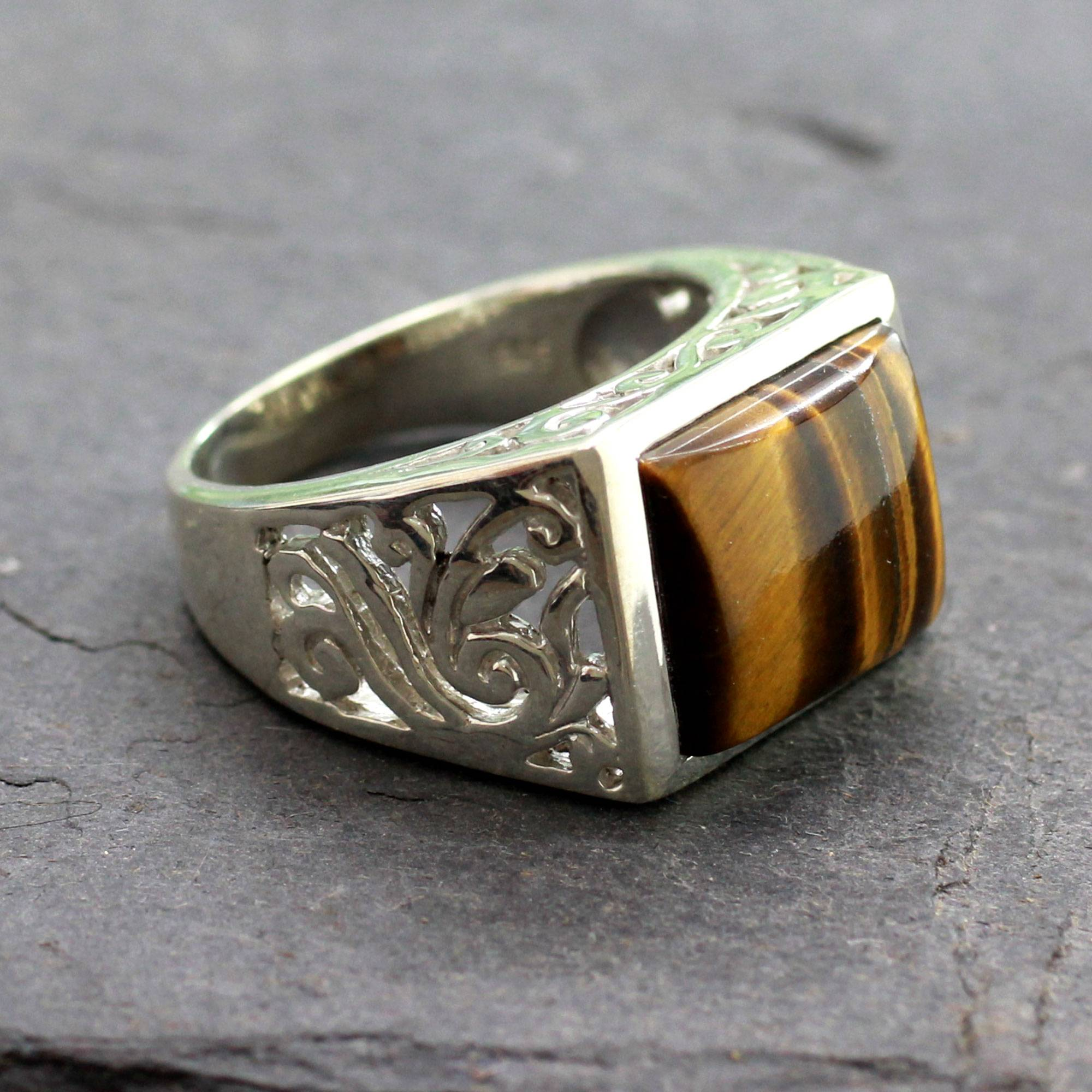 custom wedding band ba com crazyass made jewelry medieval crazyassjewelry tale rings silver from pagan a order to by buy leaf custommade ring oak fairy