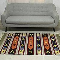 Indian College Dorm Rugs At Novica
