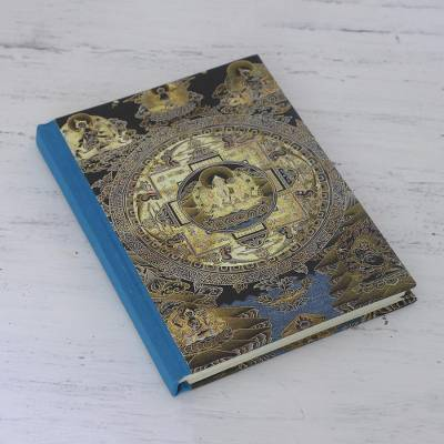 Cotton-bound journal, Peace be on Earth
