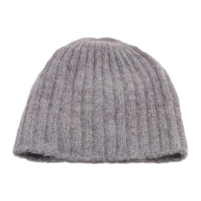 bd07b4069a2 Hand Woven Angora Wool Blend Cap Trendy Knit Beanie Himalaya ...