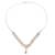 Citrine pendant necklace, 'Evening in Delhi' - 17-Carat Citrine Pendant Necklace from India (image 2c) thumbail