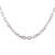 Sterling silver chain necklace, 'Bold Sheen' - Sterling Silver Cable Chain Necklace from India (image 2c) thumbail