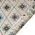 Wool area rug, 'Starry Festivity in Ivory' (4x6) - Star Motif Wool Area Rug in Ivory from India (4x6) (image 2d) thumbail