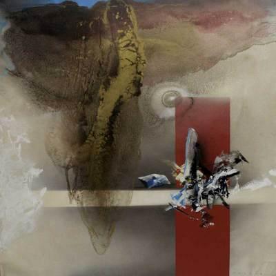 'Reflection' (2007) - Original Abstract Painting