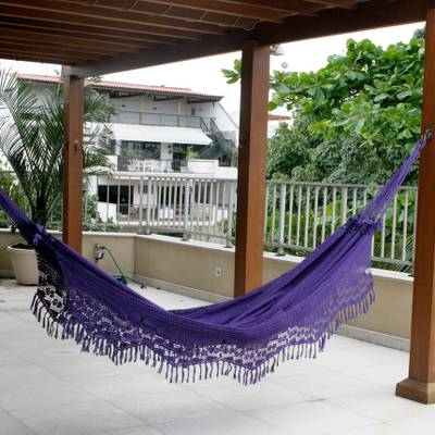 Cotton hammock, Maracuya (double)