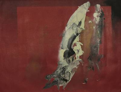 'Encounter II' (2013) - Brazilian Abstract Painting