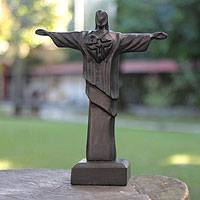 Sculpture, 'Redeemer of the Day' - Christ the Redeemer Commemorative Sculpture