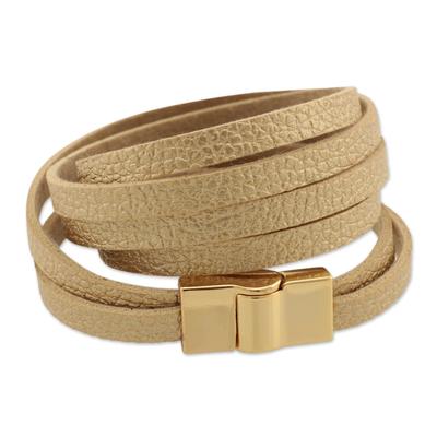 Fair Trade Brazilian Wrap Bracelet
