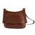 Leather messenger bag, 'Rio Adventure in Chestnut' - Handcrafted Brown Leather Messenger Bag from Brazil (image 2a) thumbail