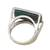 Quartz cocktail ring, 'Verdant Green' - Green Quartz Cocktail Ring Crafted in Brazil (image 2h) thumbail