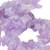 Amethyst beaded necklace, 'Lilac and Lavender' - Amethyst Beaded Necklace from Brazil (image 2g) thumbail