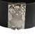Leather wristband bracelet, 'Owl Gatekeeper in Black' - Leather Owl Wristband Bracelet in Black from Brazil (image 2c) thumbail