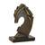 Bronze sculpture, 'Champion' - Bronze sculpture thumbail