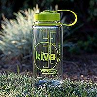 Kiva Nalgene water bottle, 'Fresh Sip'