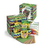 Crayola Big Ideas Box - Art supplies with easy storage organizer.