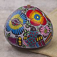Gourd decorative box,
