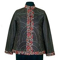 Cotton reversible jacket,