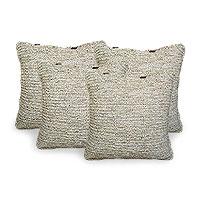 'Tranquility I,' cushion covers (set of 4) - 'Tranquility I (Set of 4)