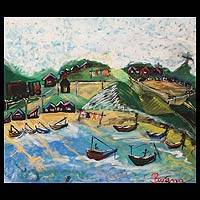 'Village of Fishermen'