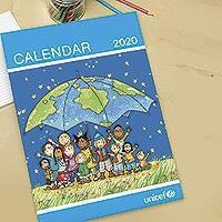 UNICEF 2020 US wall calendar - UNICEF US 2020 Wall Calendar