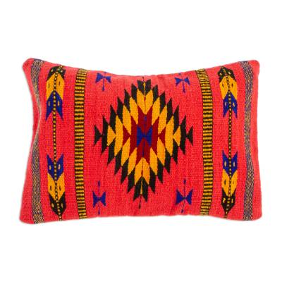 Hand Loomed Wool Cushion Cover