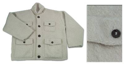 Jacket, 'Polar Bear'