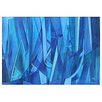 'Coherences' (2009) - Fine Art Abstract Painting