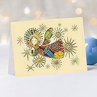Joyful Angel UNICEF Cards - UNICEF Holiday Cards Boxed Set