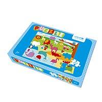Unicef puzzle, 'Animals' - UNICEF Childrens Puzzle for Hours of Fun
