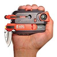 Outdoor multitool, 'SOL Survivor' - Sol Outdoor Multitool