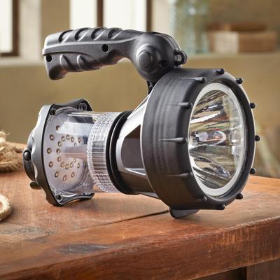 Cyclops Convertible Spotlight Lantern Cyclops Novica