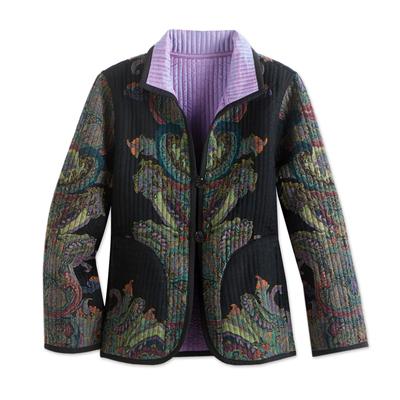 Brindavan Gardens Reversible Jacket