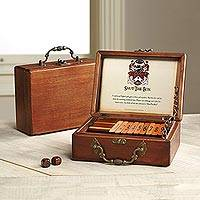 Wood game, 'Shut The Box' - Shut the Box Game