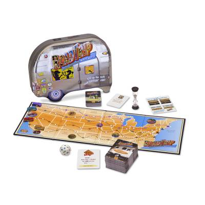 Board game, 'Road Trip' - Road Trip Game