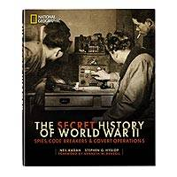 'The Secret History of World War II' - The Secret History of World War ll Book